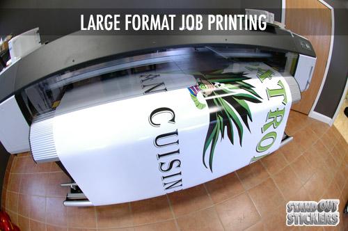 60 x 35 vinyl sticker