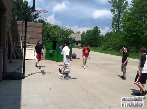 Basketball Game - SOS