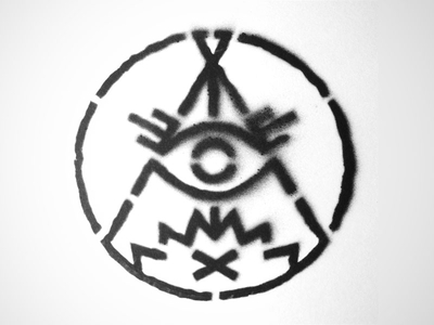campfire conspiracy custom stencils
