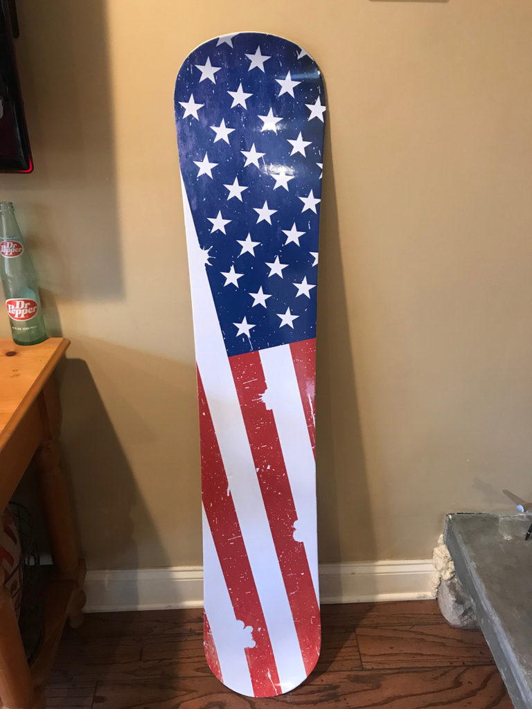 Custom Stickers for Snowboards
