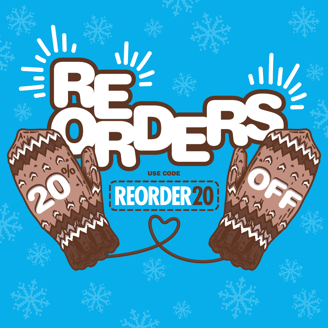 20% Off Reorders at StandOut Stickers