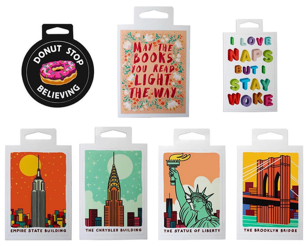 Strand Bookstore Stickers